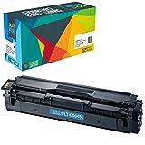 Do it Wiser Compatible Toner Cartridge Replacement for Samsung CLT-C504S CLP-415 CLP-415N CLP-415NW CLX-4195FW CLX-4195N CLP-470 CLP-475 CLX-4170 SL-C1810W Xpress C1860FW - Cyan