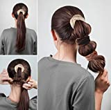 Zoom IMG-1 kurtzy elastici per capelli donna