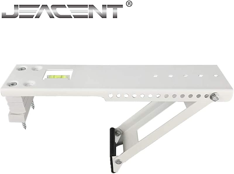 Jeacent Universal AC Window Air Conditioner Support Bracket Light Duty Up To 85 Lbs