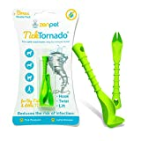ZenPet Tick Tornado - Tick Remover for Dogs & Cats & People - Value Pack - Easy and Fast Tick Removal Tool (1 Pack)