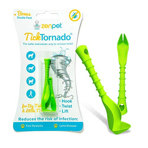 Tick Tornado ZenPet Tick Remover for Dogs & Cats & People