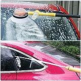 TOTMOX - Spazzola per lavaggio auto auto-rotante per...