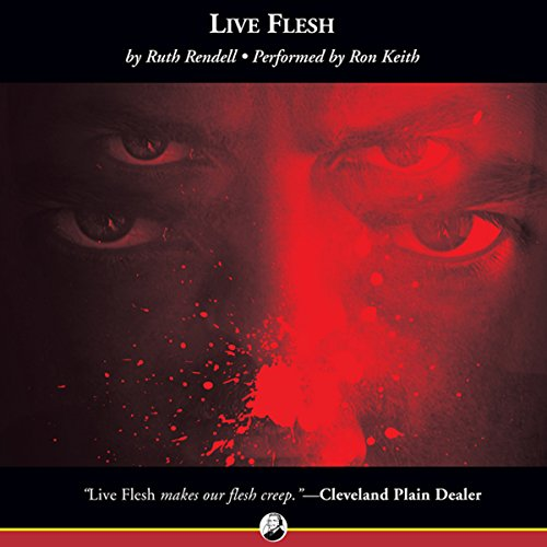 Live Flesh audiobook cover art