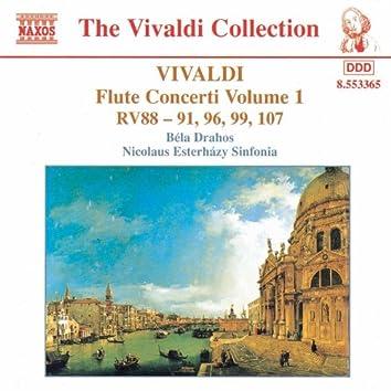 VIVALDI: Flute Concertos, Vol.  1