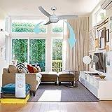 Zoom IMG-1 ventilatore da soffitto con telecomando