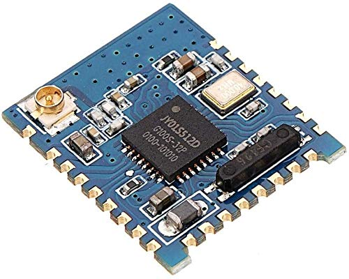 MUKUAI54 5pcs JDY-17 Bluetooth 4.2 Module High Speed Data Transmission Mode BLE Mesh Networking Low Power Wood Shaving Tools DIY