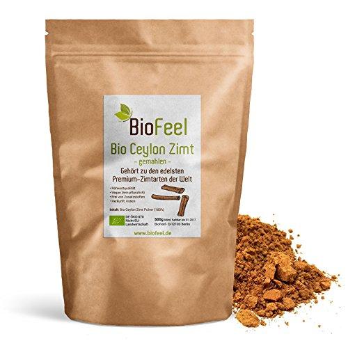 BioFeel - Bio Ceylon Zimt, 500g