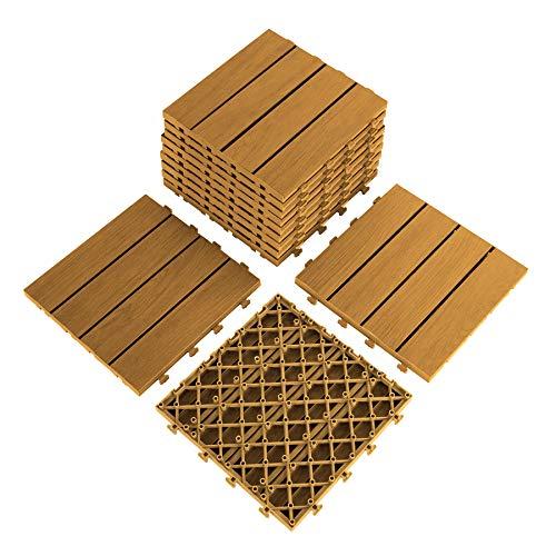 Patio Deck Tiles (2021 New) - 12