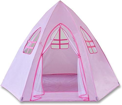 Bobbbiio Spielzelt Kinder Zelt Kinderschloss Burg Mit Weltraummuster und 1 Tür und 2 Fenstern Für Kinder Zelt Flexibler Stahldraht Für Sicheren Schutz