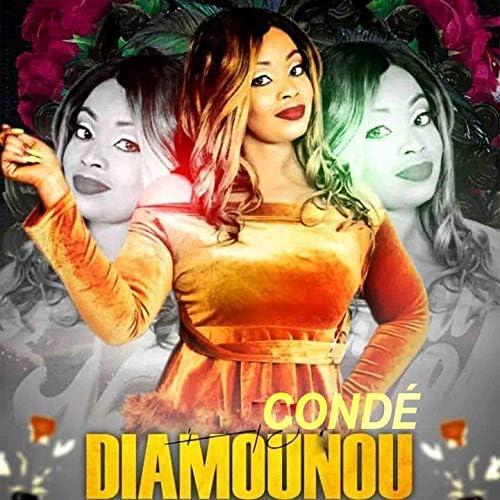 Diamounou Condé