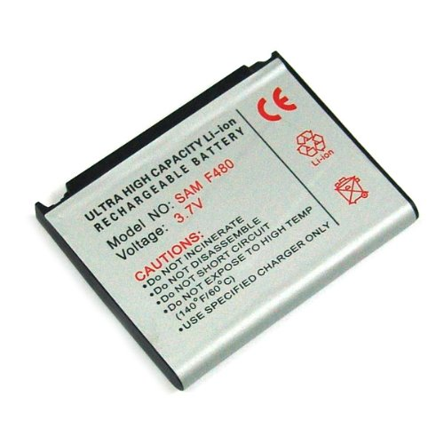 Akku passend zu Samsung SGH-F480 Li-Ion, Accu