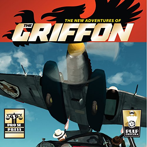 The New Adventures of the Griffon cover art