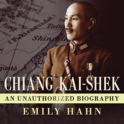 Chiang Kai-Shek audiobook cover art