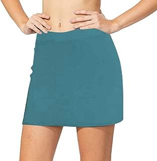 Cardigo Womens Active Skorts Performance Skirt Running Tennis Golf Workout Sports Skirt