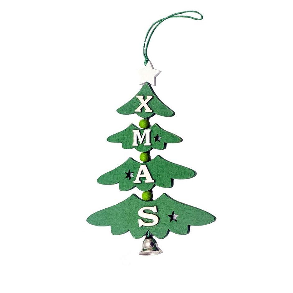 ダーリン記憶に残る辛なKasitek クリスマス 装飾 絵に描かれた手紙 クリスマスツリーの形 木垂飾り 懸垂した装飾品