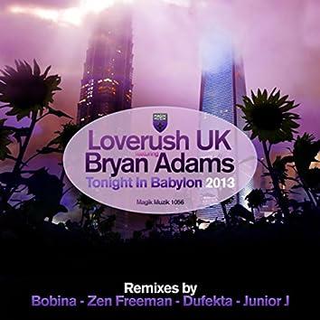 Tonight in Babylon (Remixes)