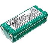 TECHTEK batteria sostituisce 0606004, per R1-L051B compatibile con [TAURUS] Aspirateur Striker Mini T270, Striker Mini Aspirador 079710, Striker Parqute Care, per [ECOVACS] Dibea K6, Dibea K6L, Dibea