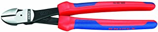 KNIPEX 74 02 200 SBA Comfort Grip High Leverage Diagonal Cutters