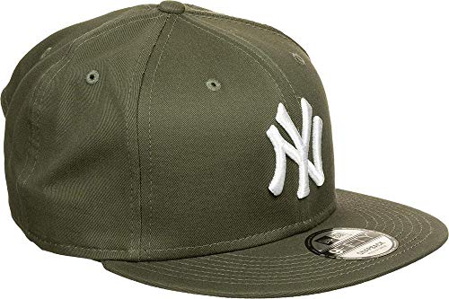 New Era - MLB New York Yankees Essential 9Fifty Snapback Cap - Grün Größe S-M, Farbe Grün