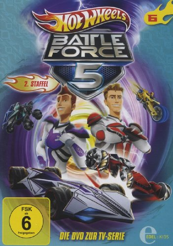 Hot Wheels Battle Force 5 - Folge 6