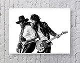 Bruce Springsteen – Born to Run Poster, Standardgröße,
