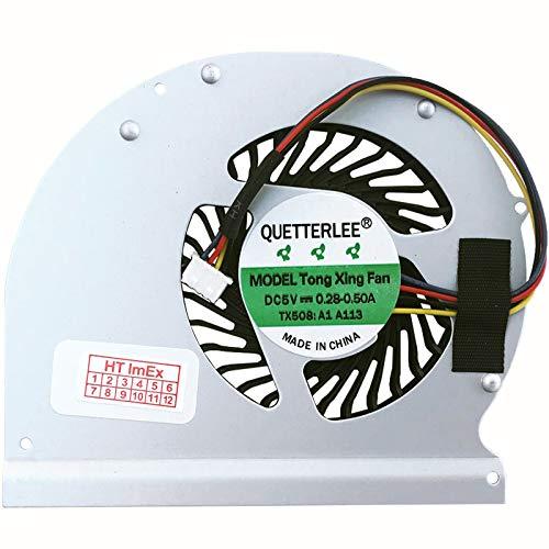 (Version 1) Lüfter/Kühler Fan kompatibel für Dell Latitude E6430