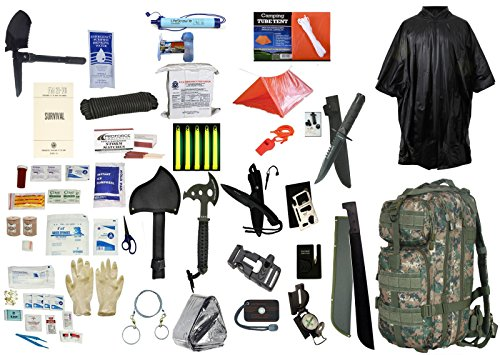 Ultimate Arms Gear 2-Person Supply 3 Day Emergency Bug Out Kit