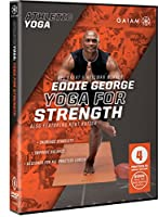 Athletic Yoga: Yoga for Strength W/ Eddie George [DVD]