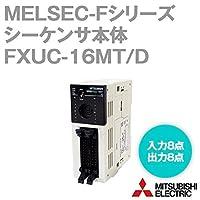 三菱電機 FX3UC-16MT/D MELSEC-Fシリーズ シーケンサ本体 (DC電源・DC入力) NN