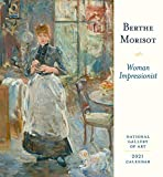 Berthe Morisot: Woman Impressionist 2021 Wall Calendar