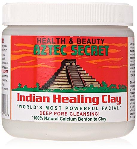 Aztec Secrets: Indian Healing Bentonite Clay, 1 lb (3 pack)