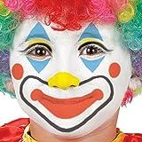 amscan 390968 Clown Make-Up Kit