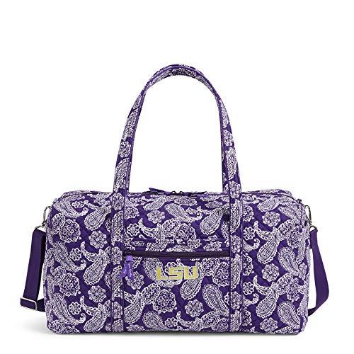 Vera Bradley unisex-adult 25963-N20630 Ncaa Large Travel Duffle Bag (Multiple Teams Available) One Size