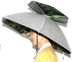 Gaoominy Chapeau Capuchon Parapluie Parasol Tete pour Le Sport