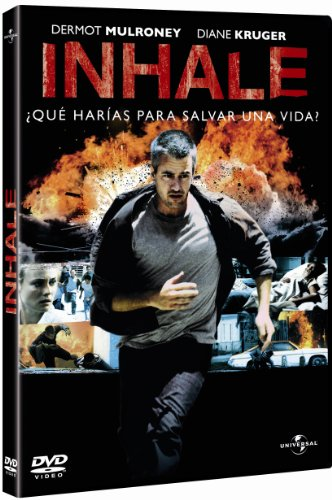 Inhale (Import) (Dvd) (2011) Diane Kruger; Dermot Mulroney; Rosanna Arquette; Sa