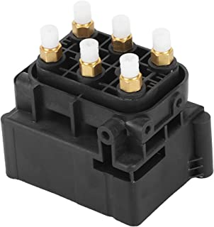 Aramox Solenoid Valve, Car Air Suspension Solenoid Valve Auto Replacement Accessories Fit for A5, A5, A8 4F0616013