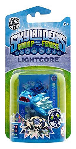 Figura Skylanders: Light Core Warnado