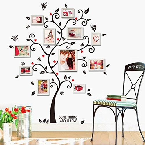 EgBert 45X60Cm Haushalt Composite Foto Wandaufkleber Baum des Glücks Wohnkultur