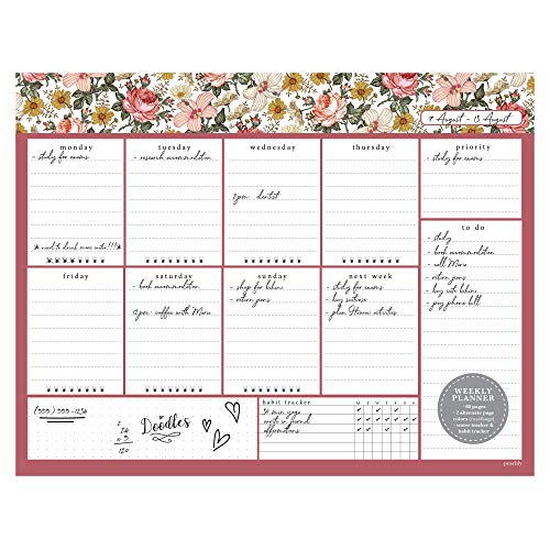 Pinking Out Loud Planner da tavolo