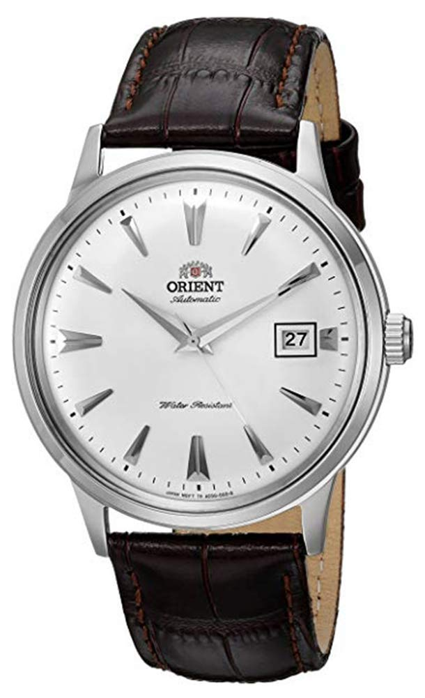 Orient Bambino Stainless Japanese Automatic Leather