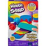 Kinetic Sand Regenbogen Mix Set mit 383 g Kinetic Sand