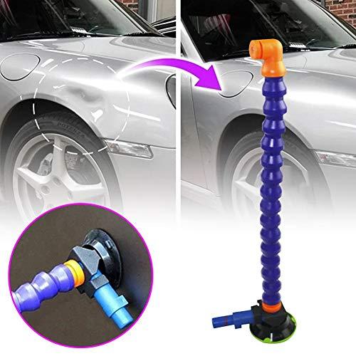 starshop Car Dent Puller Flexible Luftpumpe Dellenreparatur Saugnapfwerkzeug, Dellenentfernungswerkzeug Hochleistungslifting