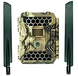 4GLTE Wireless Trail Camera - Snyper Cellular Trail Cameras