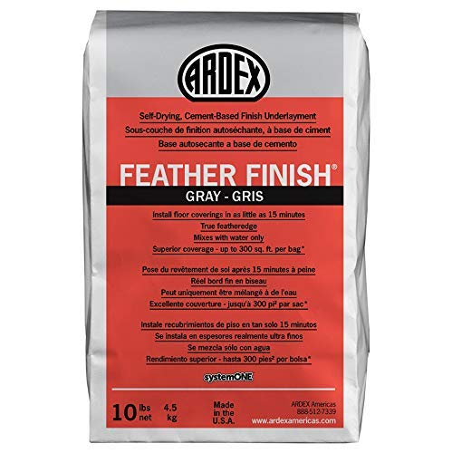 ARDEX SELF Drying Cement Based Feather Finish (10LB)