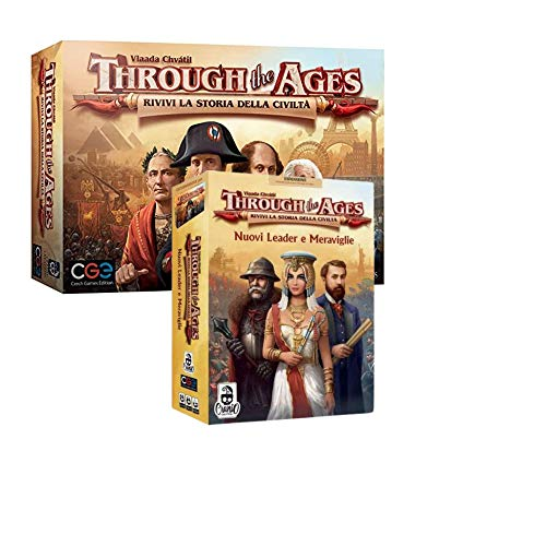 Through the Ages - Bundle Base + Espansione in Italiano