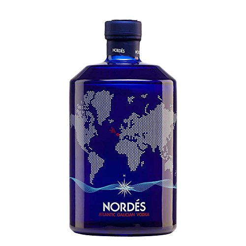 Nordés Atlantic Galician Vodka, 700 ml