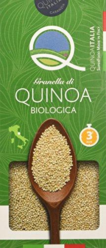Quinoa Italia Granella di Quinoa Biologica - 1 sacchetto