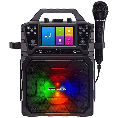 Cheapest Prices! Karaoke USA Karaoke (SD520)