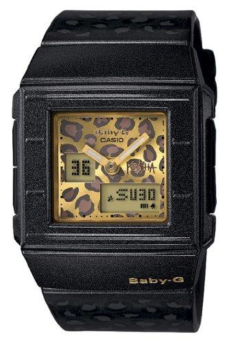 Casio Casio Baby-G Kesha - Reloj de mujer de cuarzo amarillo