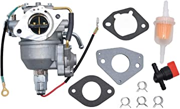 Autu Parts Carburetor for Kohler CV730 S CV740 S 25HP 27 HP Engine 24853102-S Car Tractor Carb Replaces Kohler Engines 24853102-S 24-853-102-S for CV730 with Specs: 0039, 0040, 0041, 0042, 0043, 0044